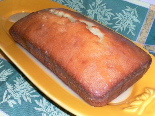 Easy Orange Pound Cake Recipe