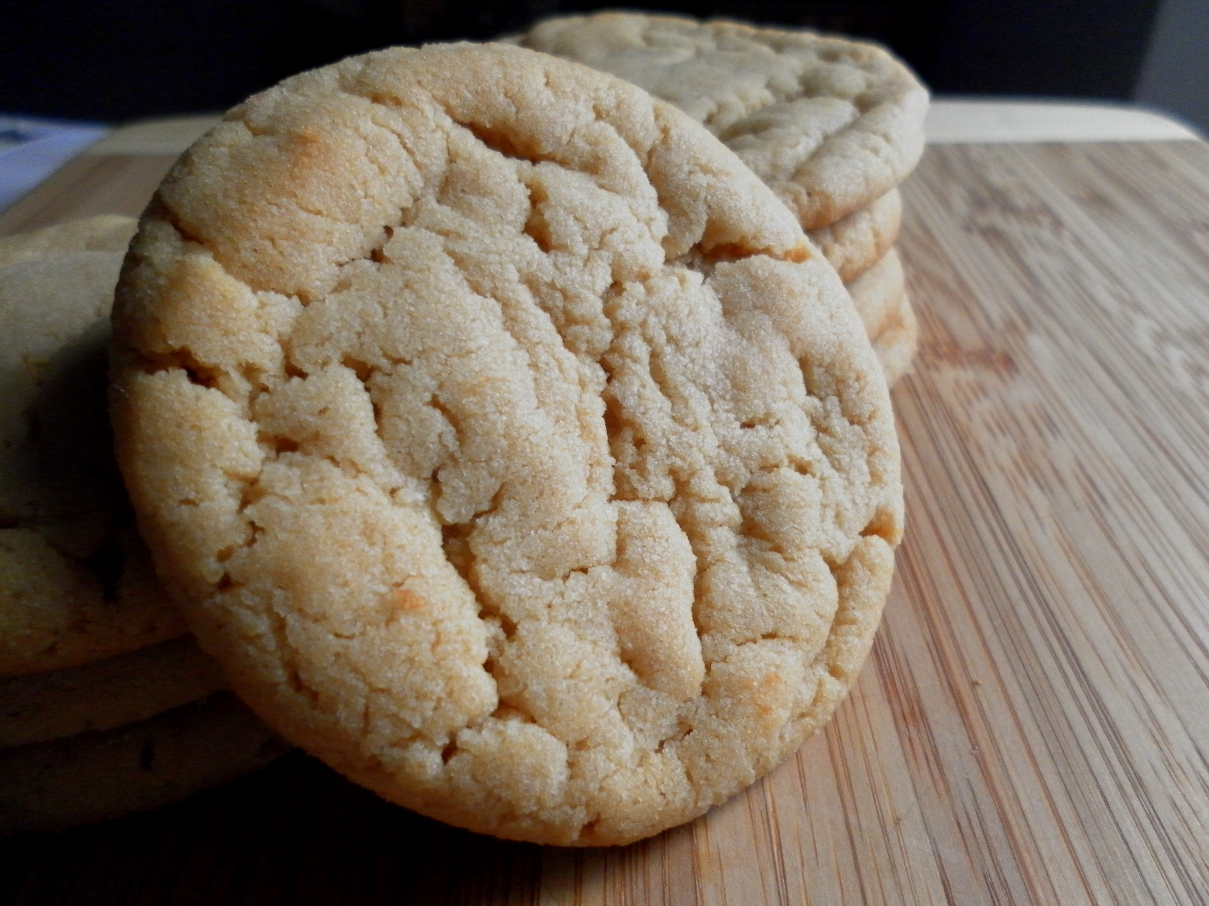 Afternoon Drive Munchies: Chewy Peanut Butter Cookies | Yummy Chunklet