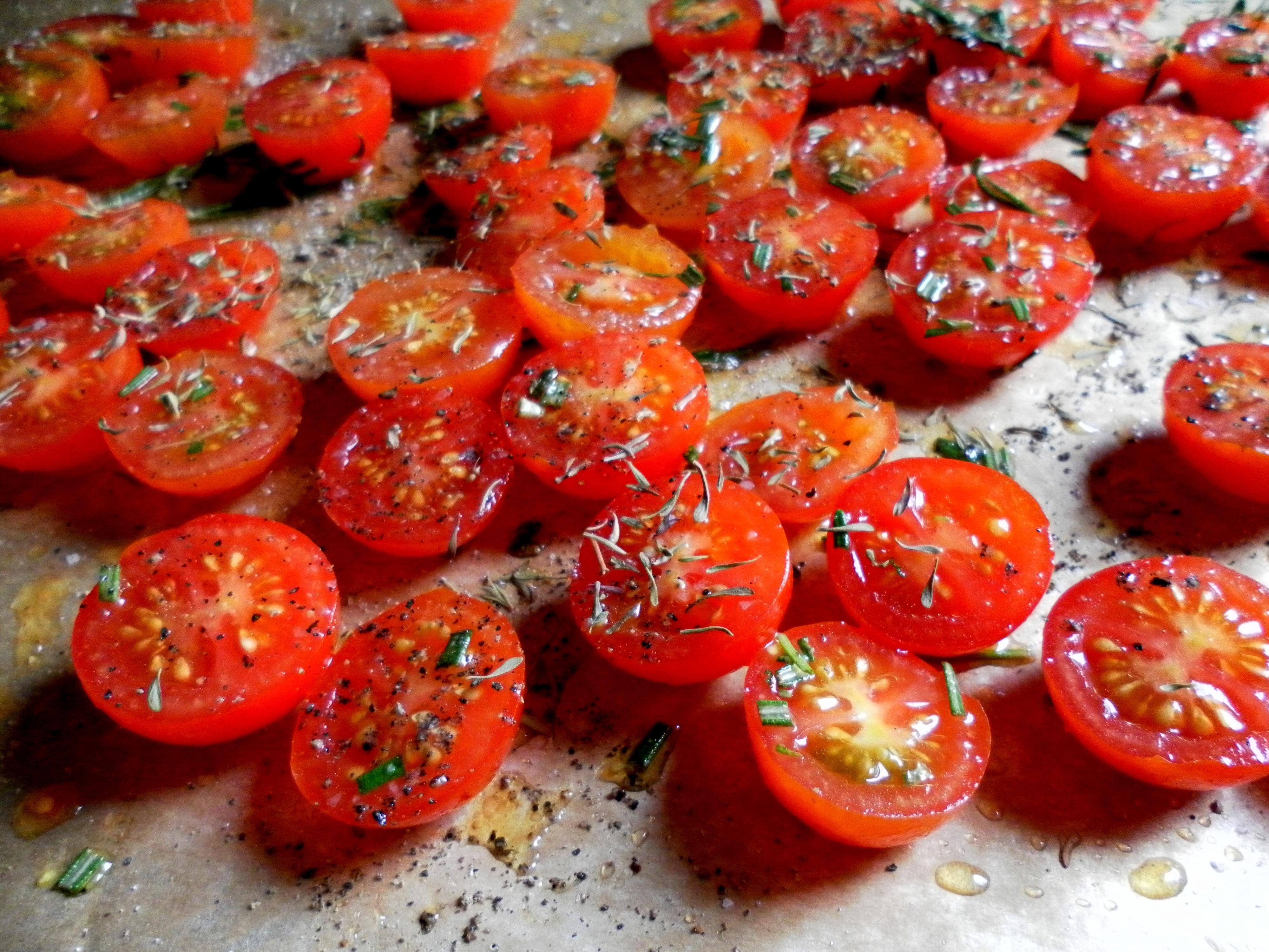 """ffwDSlow-Roasted """"Sunblush"""" Tomatoes Yummy Chunklet"""