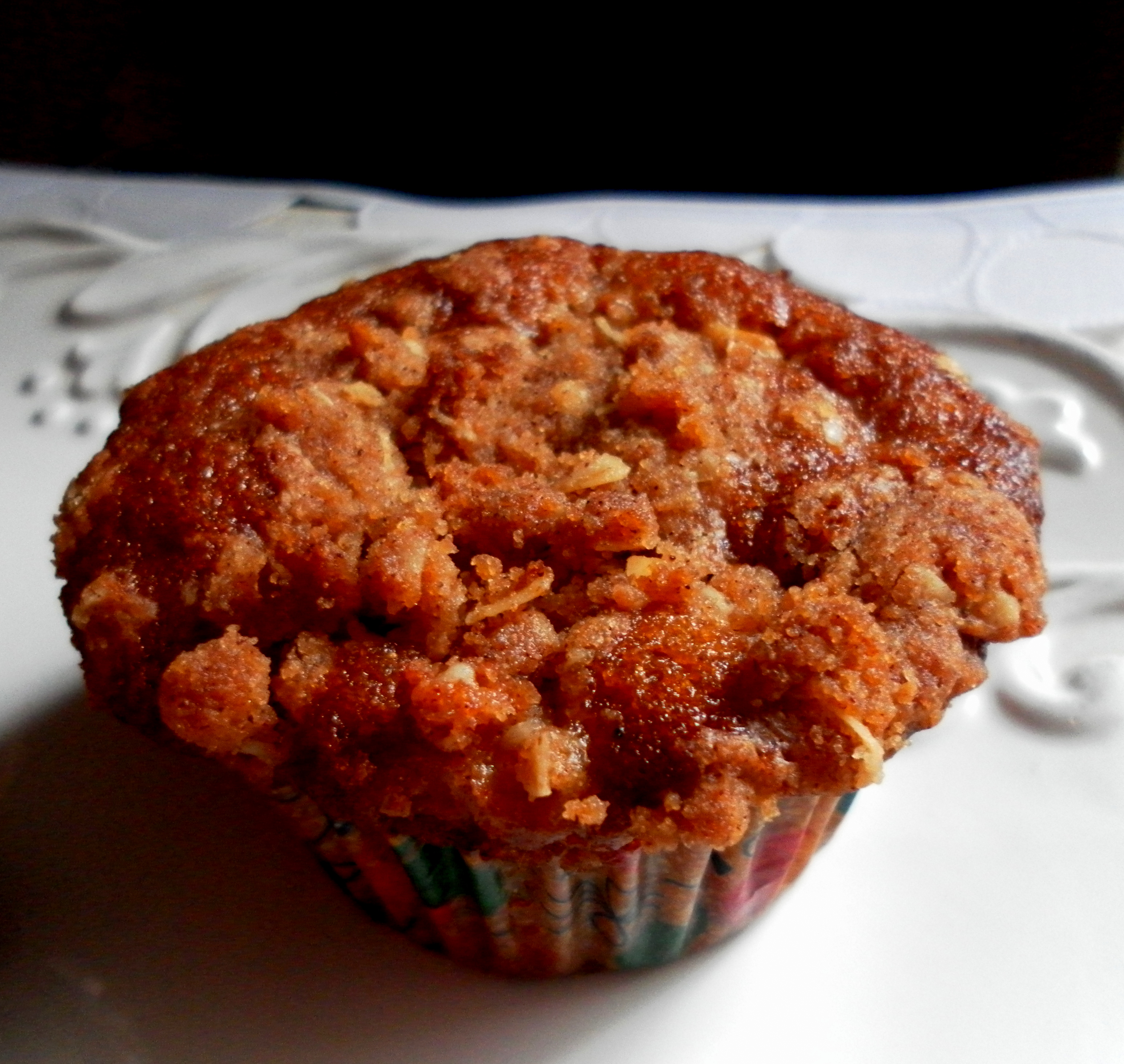 Afternoon Drive Munchies: Apple Pie Muffins | Yummy Chunklet