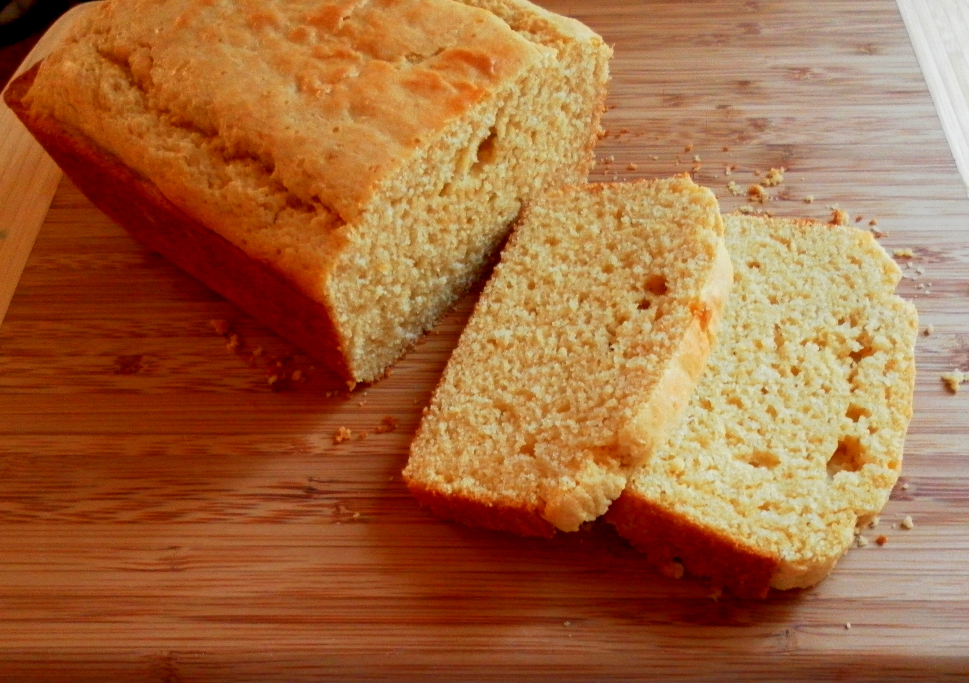 Brown Sugar Cornbread | Yummy Chunklet