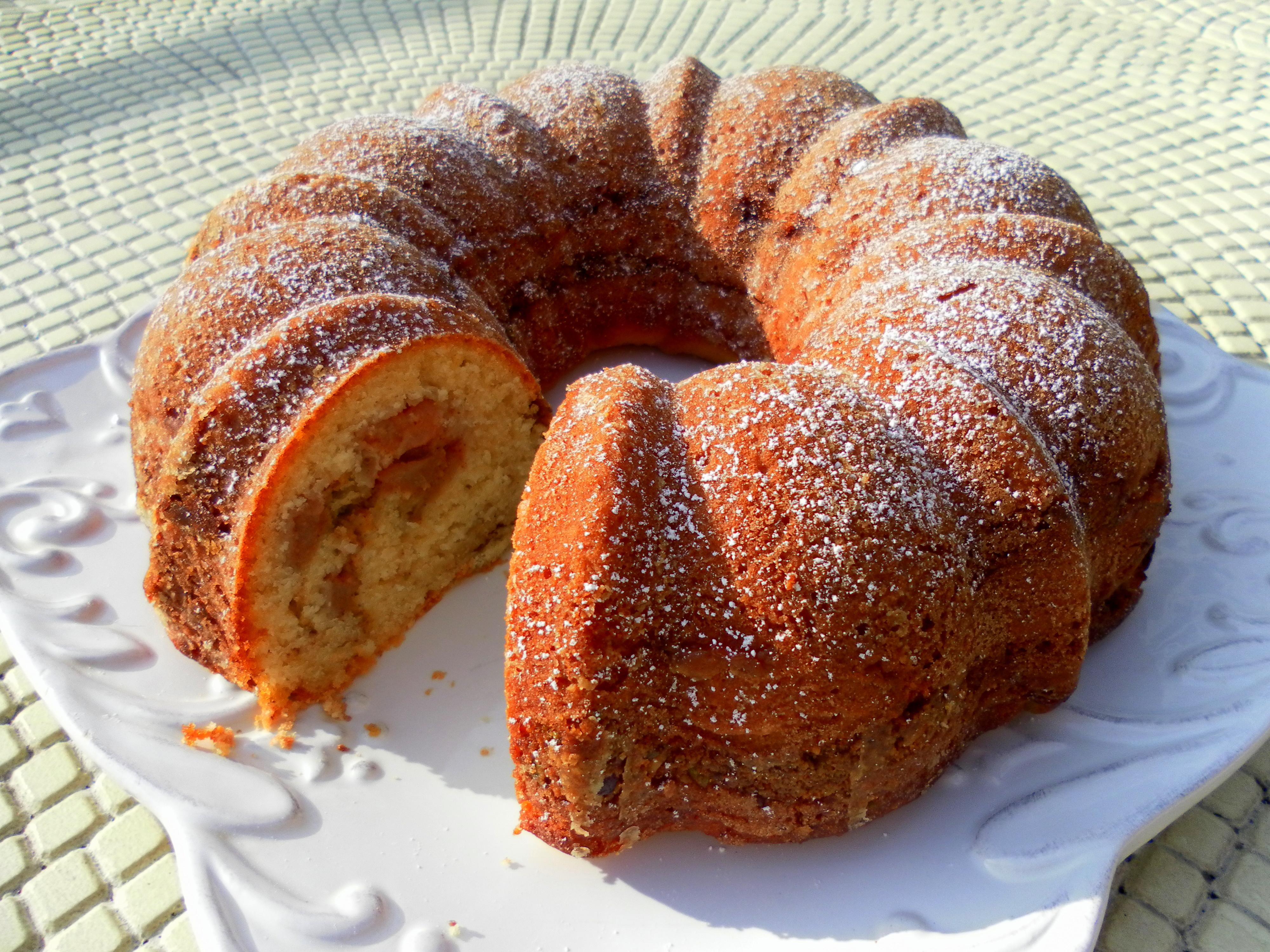 Cake Batter Cinnamon Rolls