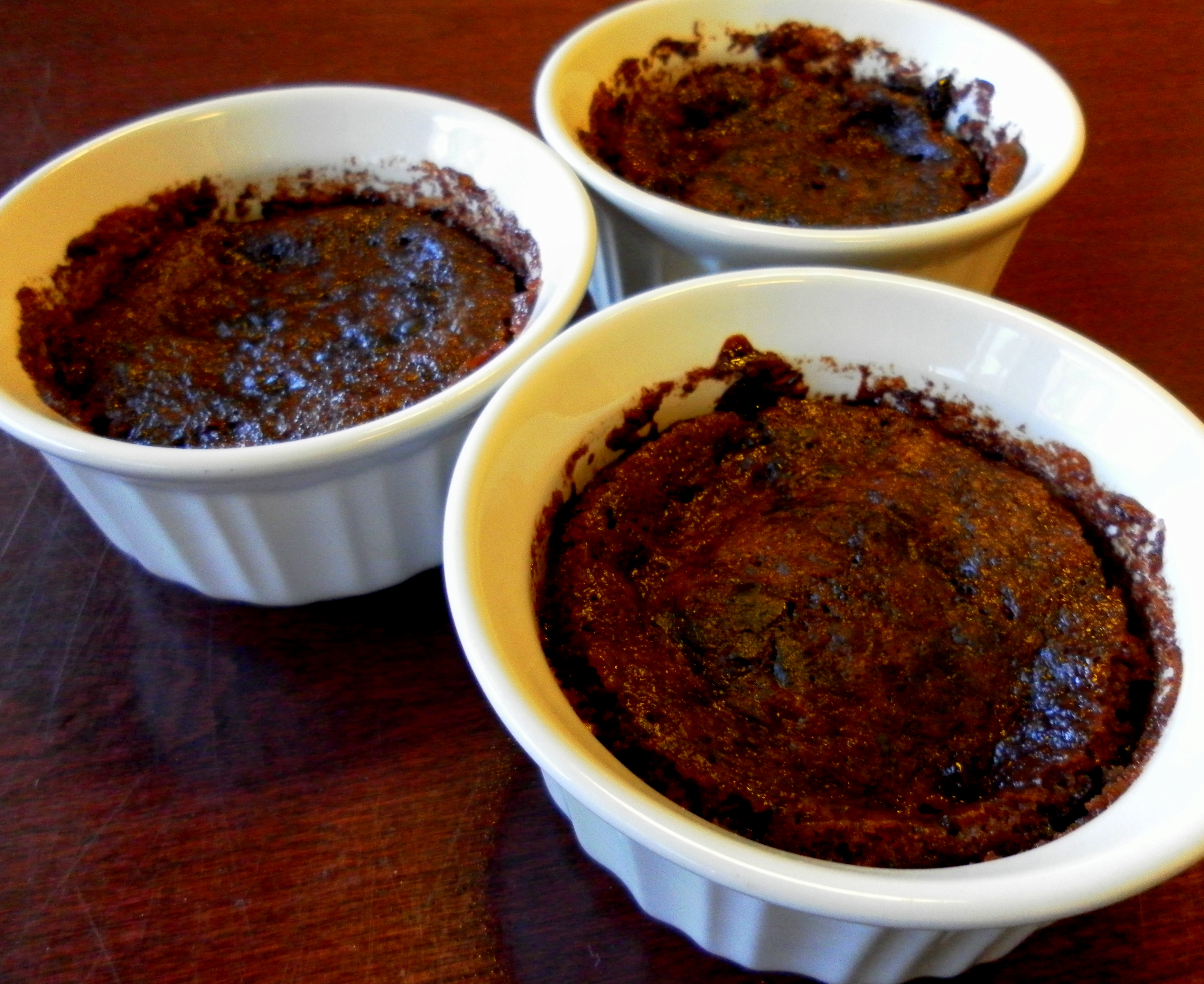 Gooey Chocolate Pudding Cakes Better Homes And Gardens