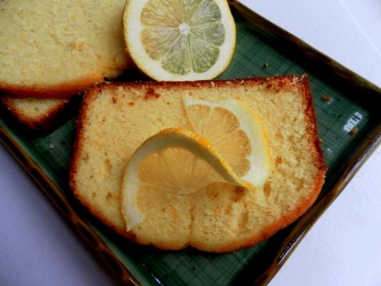 Alton Brown Lemon Cake