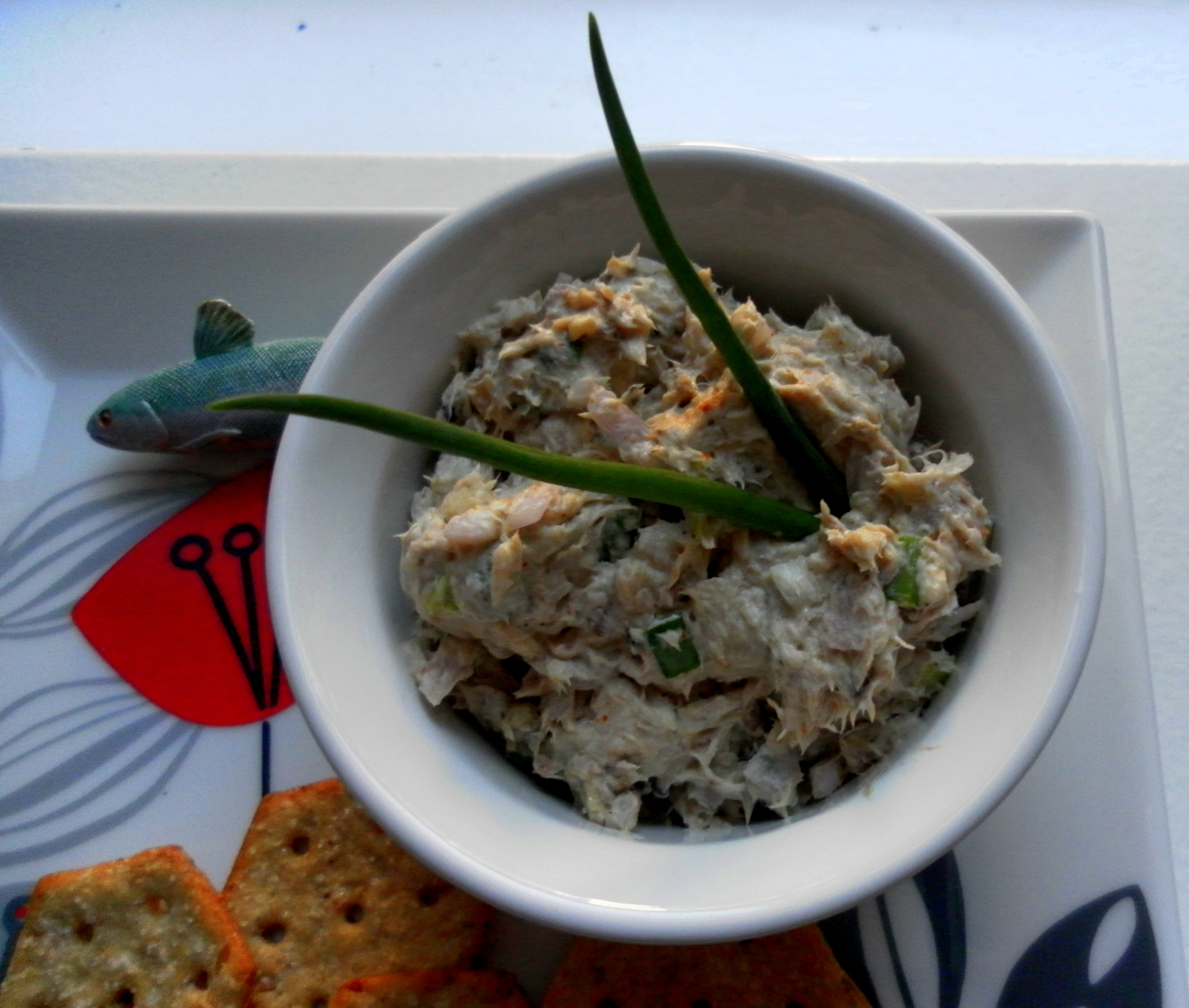 ffwD: Sardine Rillettes | Yummy Chunklet