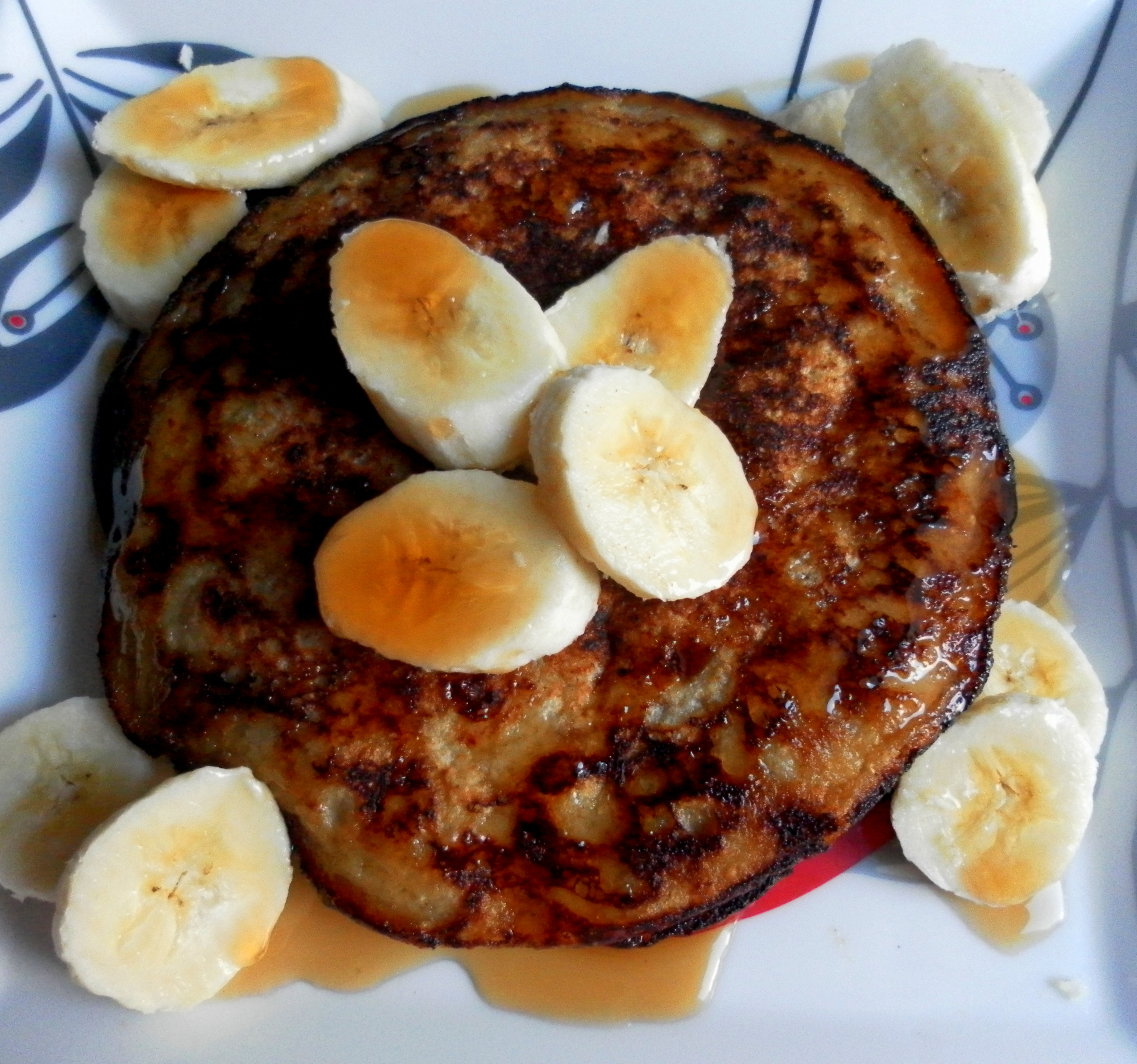 Gingerbread Oatmeal Pancakes Recipes — Dishmaps